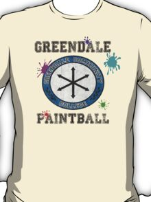 Greendale Paintball T-Shirt