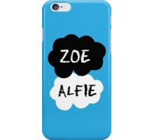 ZOE & ALFIE (Zoella & PointlessBlog) - TFIOS Design iPhone Case/Skin