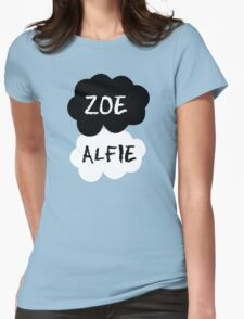 ZOE & ALFIE (Zoella & PointlessBlog) - TFIOS Design Womens Fitted T-Shirt