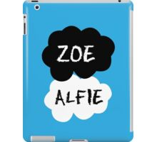 ZOE & ALFIE (Zoella & PointlessBlog) - TFIOS Design iPad Case/Skin