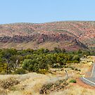 West Macdonnell Ranges, NT by Kerrie Gerlach