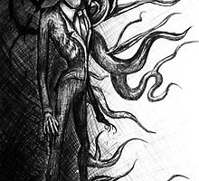 Slender Man by Thedragonofdoom