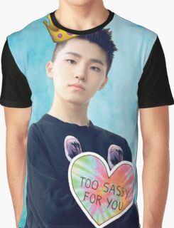 Lee Chan (Dino) - Sassy AF Graphic T-Shirt