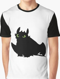toothless (larger). Graphic T-Shirt
