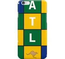 Australia Travel Print Posters Decoration iPhone Case/Skin