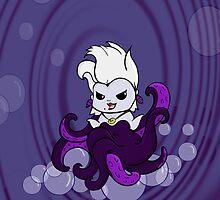 Ursula by GummiZombie