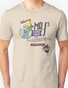 Mr. J's Plastic Surgery T-Shirt