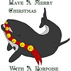 Christmas With A Porpoise by Jen Coutu
