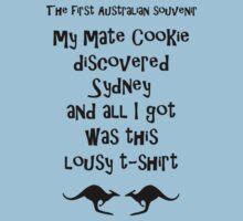 The first Australian souvenir Kids Clothes