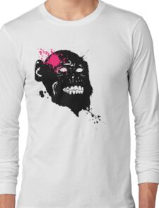 Smile to the world and it smiles back at you  Long Sleeve T-Shirt