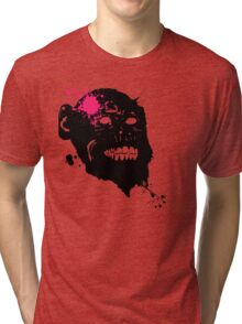 Smile to the world and it smiles back at you  Tri-blend T-Shirt