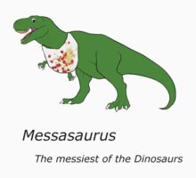 Messasaurus Kids Tee