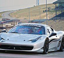Ferrari 458 Challenge by DaveKoontz