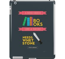 Game of Thrones - Typography C iPad Case/Skin