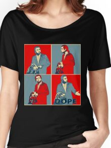 Confused Travolta Meme: Hope  Women's Relaxed Fit T-Shirt