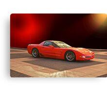 1997 C5 Chevrolet Corvette Z06 Canvas Print