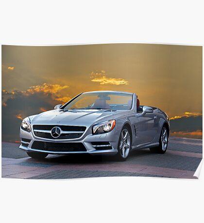 2013 Mercedes GL 550 'Designo' Poster