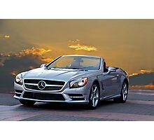 2013 Mercedes GL 550 'Designo' Photographic Print
