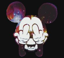 OUTERSPACE MICKEY by ElectricNeff