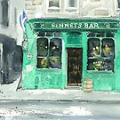 Bennets Bar by Ross Macintyre