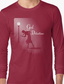 Girl Detective Long Sleeve T-Shirt