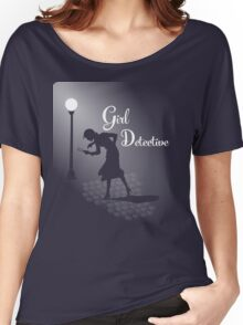 Girl Detective Women's Relaxed Fit T-Shirt