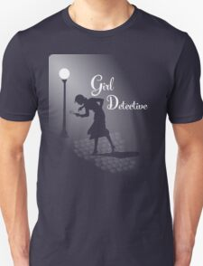 Girl Detective Unisex T-Shirt