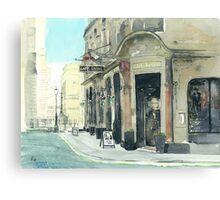 Cafe Royal Canvas Print