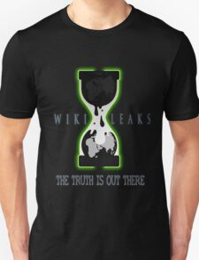 WikiLeaks - The Truth is out There T-Shirt