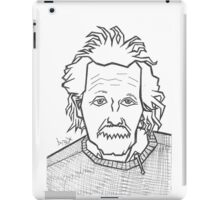 Albert Einstein  iPad Case/Skin