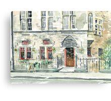 Cloisters Bar Canvas Print