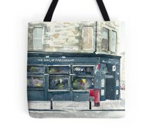 Earl of Marchmont Tote Bag