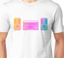 Tuned Out Unisex T-Shirt