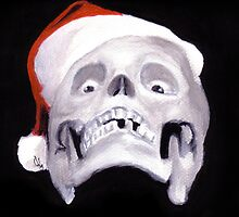 BLACK XMAS: Bastard son of Santa by Zombie Rust