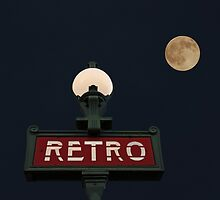 Retro Moon by Odonnell-1957