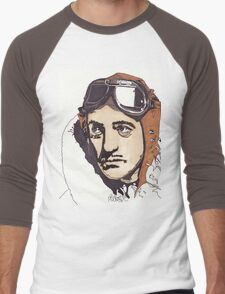 David Niven Men's Baseball ¾ T-Shirt