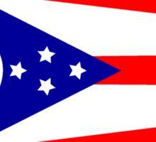 Flag of Ohio Sticker
