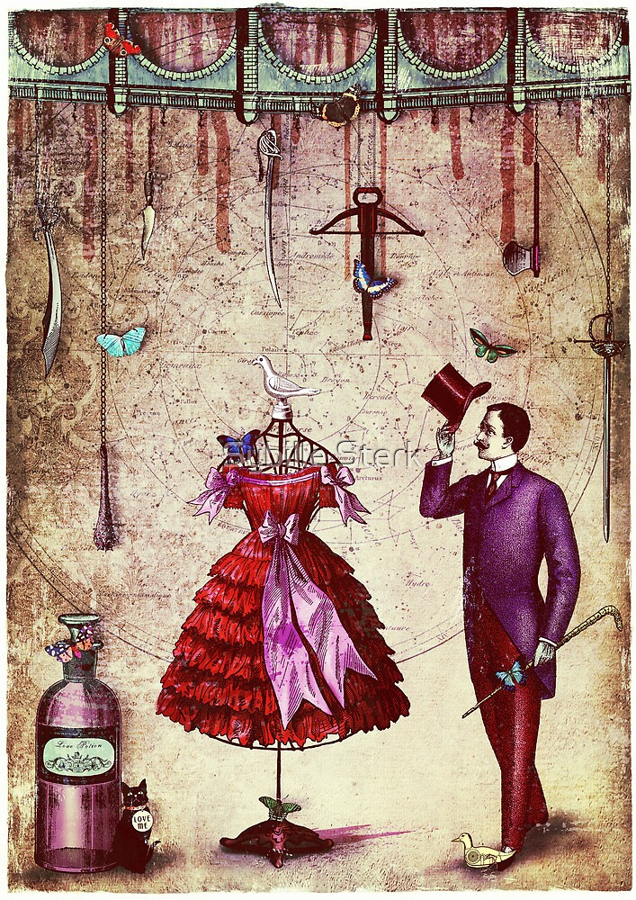 love and other fairy tales by Sybille Sterk
