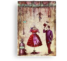 love and other fairy tales Canvas Print