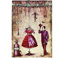 love and other fairy tales Photographic Print
