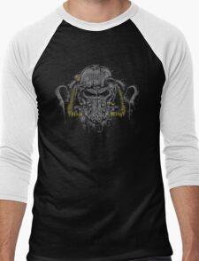 T-60 Power Armor Men's Baseball ¾ T-Shirt
