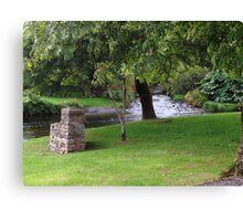 Anascaul, Co. Kerry, Ireland stream/brook Canvas Print