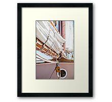 Sailing (III) Framed Print