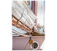 Sailing (III) Poster