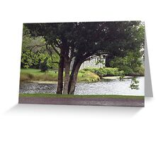 Gougane Barra, Co. Cork, Ireland Greeting Card