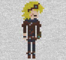 Ezreal, the Pixel Explorer Kids Clothes