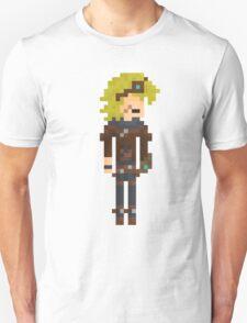 Ezreal, the Pixel Explorer Unisex T-Shirt