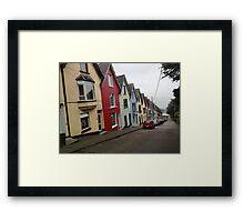 Cobh, Co. Cork, Ireland Framed Print