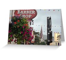 Kenmare Town, Kerry, Ireland Greeting Card