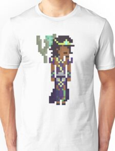 Karma, The Pixel Support Unisex T-Shirt